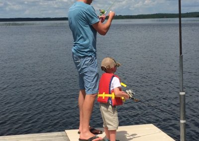Ryan Litfin, Fishing
