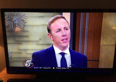 Ryan Litfin, Channel 5 News