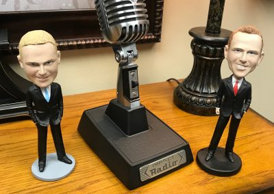 Dale Creed Francis & Ryan Litfin Bobble Heads