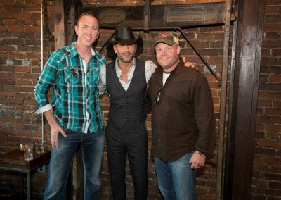 Financial Fortitude, Tim McGraw, Dale Creed Francis & Ryan Litfin
