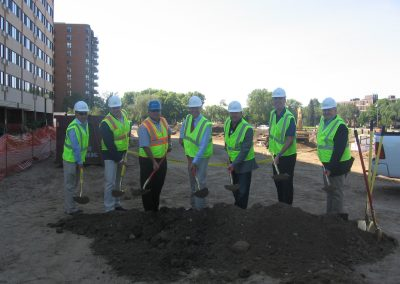 Vincent Real Estate, Yorkshire if Edina Groundbreaking