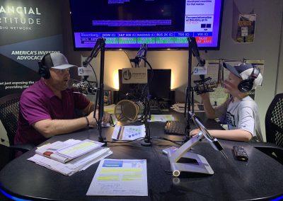 Landon Horton Visits Financial Fortitude